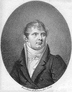 Jérôme-Joseph de Momigny - Jérôme-Joseph de Momigny