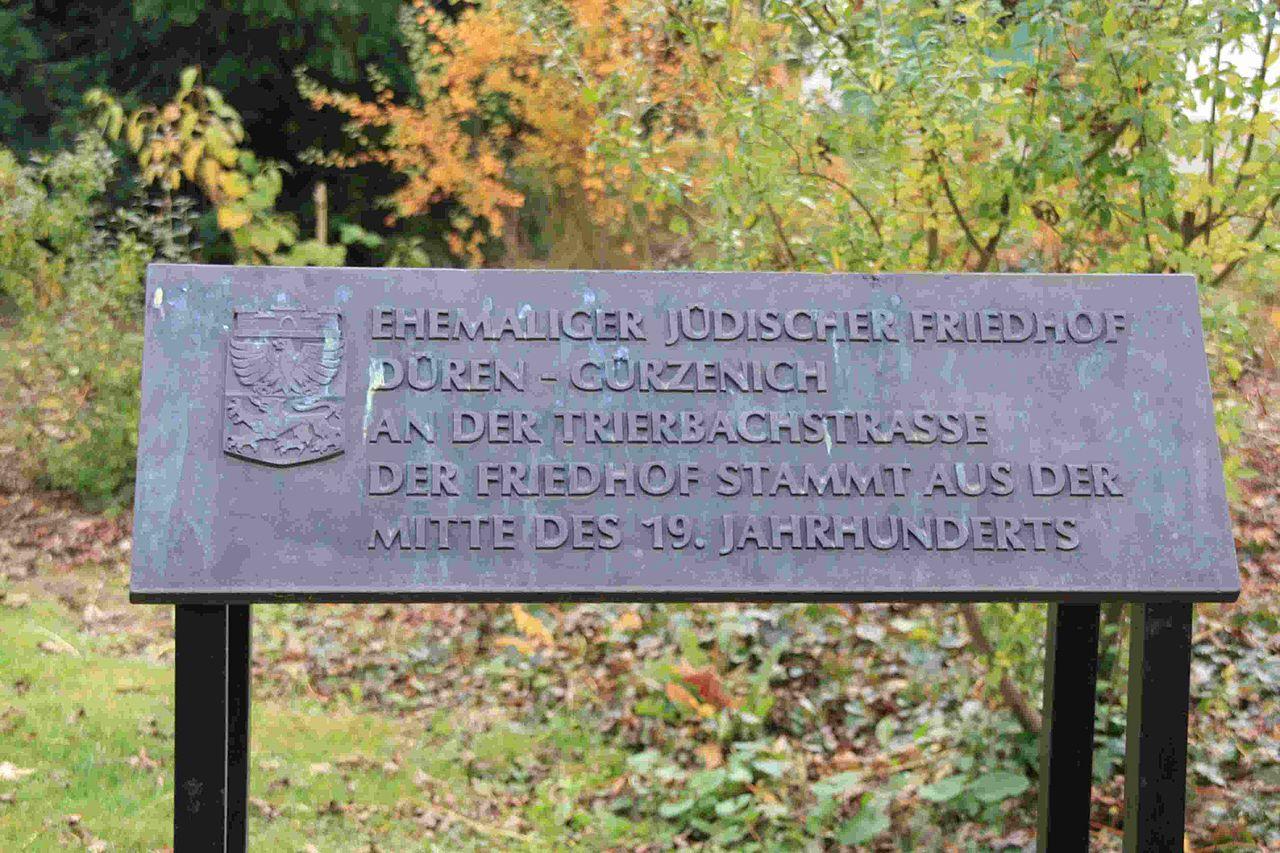 Jüdischer Friedhof Gürzenich 02.JPG