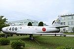 JASDF F-86F(52-7408) left side view at Komatsu Air Base September 17, 2018.jpg