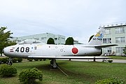 JASDF F-86F(52-7408) left side view at Komatsu Air Base September 17, 2018.jpg