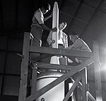 JPL - Explorer 1 is test-mated before launch.jpg