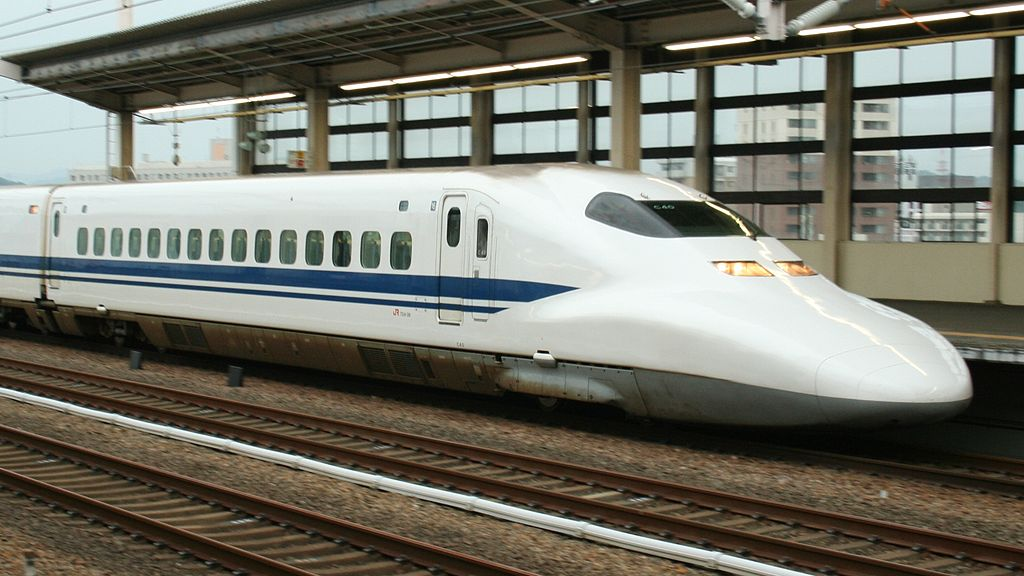 JRC Shinkansen Series 700 C40 sets 724-39