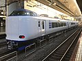JR West Unit HA654 Kyoto Osaka side 20191109.jpg