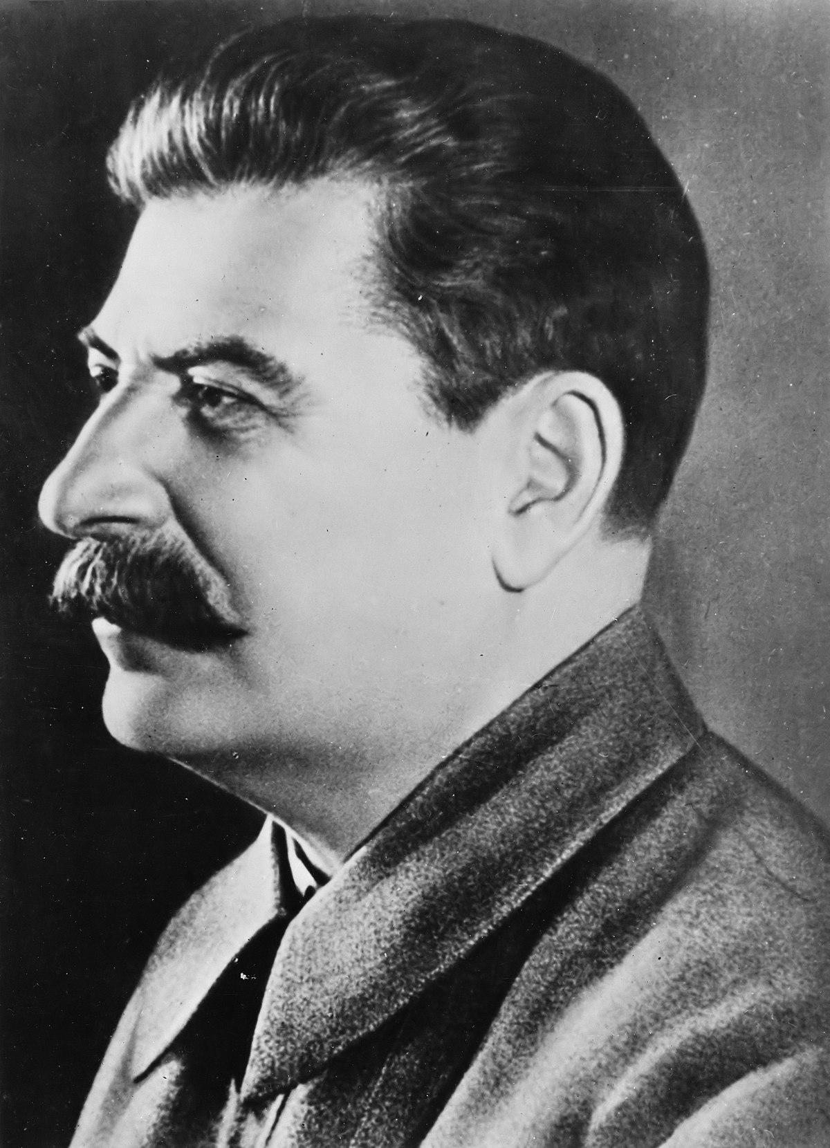 Josif Vissarionovič Stalin – Wikipédia