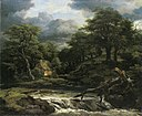 Jacob van Ruisdael - Forest Landscape with Waterfall.jpg