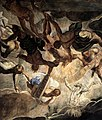 Jacopo Tintoretto - The Worship of the Golden Calf (detail) - WGA22464.jpg