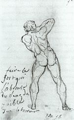 Jacques-Louis David - Study after Michelangelo - WGA6109.jpg
