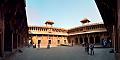 Jahangiri Mahal Interior - Agra Fort - Agra 2014-05-14 4091-4094.TIF