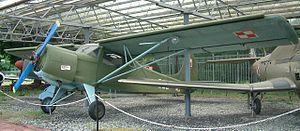 Yakovlev Yak-12 - Polish Air Force Yak-12M
