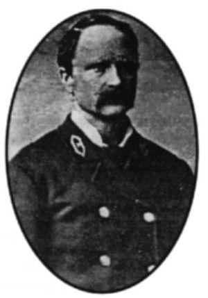 James Rankin (lighthouse keeper) - James Rankin