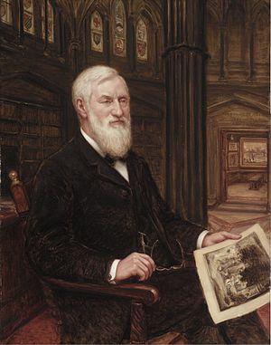 James E. Scripps - Portrait of James E. Scripps, 1907
