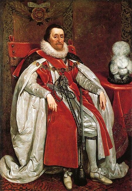 James VI và I của Anh
