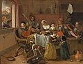 Jan Havicksz. Steen - Het vrolijke huisgezin - Google Art Project.jpg