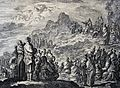 Jan Luyken's Jesus 6. The Sermon on the Mount. Phillip Medhurst Collection.jpg