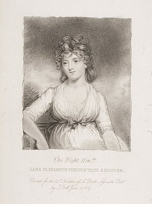 Thomas Coke, 1st Earl of Leicester (seventh creation) - Daughter Jane Coke