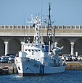 Japan Coast Guard-PM84 SHIRAKAMI,海上保安庁 350トン型巡視船 PM84 しらかみ(びほろ型巡視船).jpg