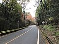 Japan National Route 500 in Ochiai, Soeda, Tagawa, Fukuoka 8.jpg