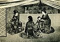 Japanese at home. Before 1902.jpg