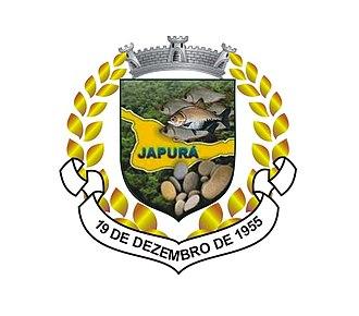 Japurá - Image: Japurá brasão