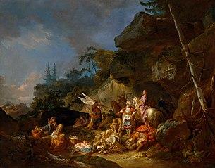 The Tartar Camp