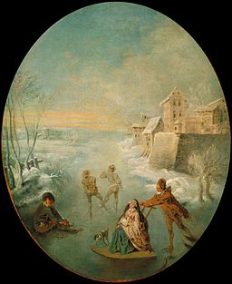 Jean-Baptiste Pater - Winter - Google Art Project