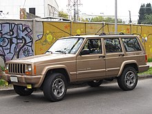 Jeep Cherokee 2000 Brown