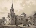 Jenaro Pérez Villaamil (1850) Palacio Arzobispal de Alcalá de Henares, ala este.png