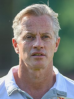 Jens Keller German football player and manager
