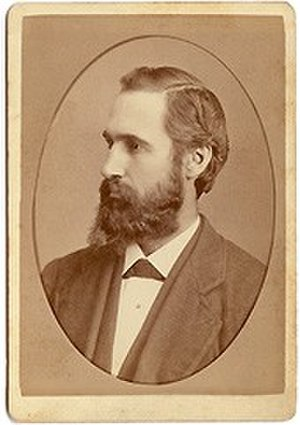 Jesse Macy - Portrait of Jesse Macy. Date unknown, photographer unknown