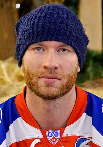 HC Lev Praha - Jiří Novotný, captain from 2012 to 2014