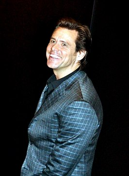 Carrey tijdens de Cannes Film Festival in 2009