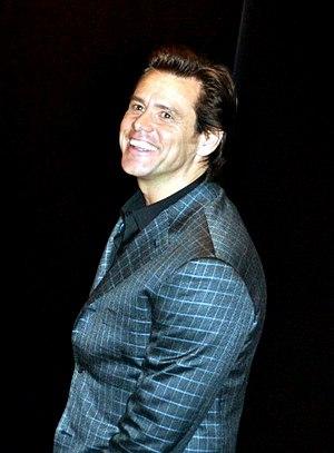 Schauspieler Jim Carrey