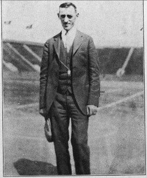 Jimmy Curran - Jimmy Curran at Franklin Field, Philadelphia