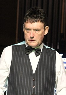 Jimmy White English professional snooker player, 1984 Masters champion, 1992 UK champion