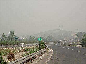 G2 Beijing–Shanghai Expressway - Image: Jinghuexpressway