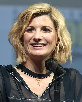 Thirteenth Doctor - Jodie Whittaker portrays the Thirteenth Doctor.