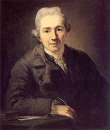 Johann Jakob Engel. Gemälde von Anton Graff, 1773 (Quelle: Wikimedia)
