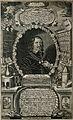 Johann Michaelis. Line engraving by J. Dürr, 1653. Wellcome V0004006.jpg