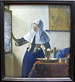 Johannes Vermeer, donna con brocca d'acqua, 1662 ca. 02.JPG