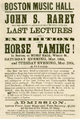 JohnRarey HorseTaming ca1865 BostonMusicHall.png