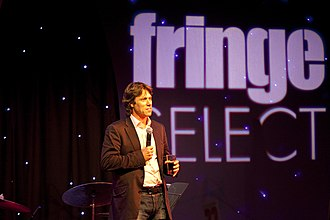 Edinburgh Festival Fringe - John Bishop performing at the Edinburgh Festival Fringe