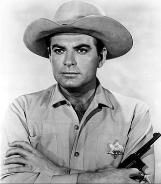 Sheriff of Cochise - John Bromfield as Frank Morgan