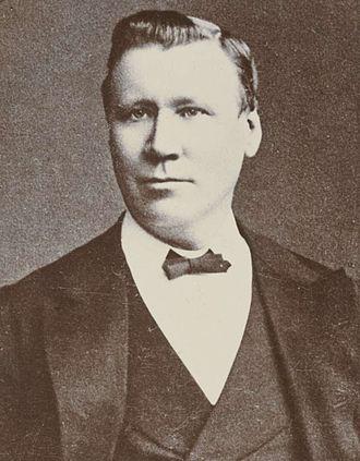 South Australian colonial election, 1893 - Image: John Downer (Australian politician)
