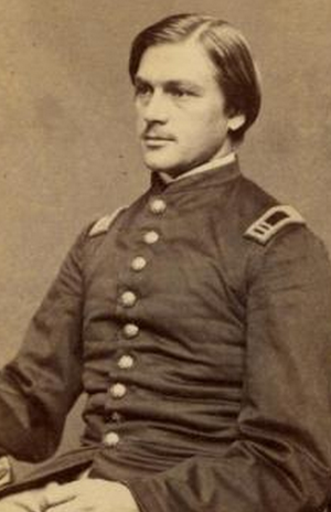 John F. Godfrey - Godfrey in 1863