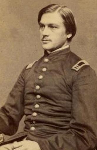 John F. Godfrey - Godfrey in 1863