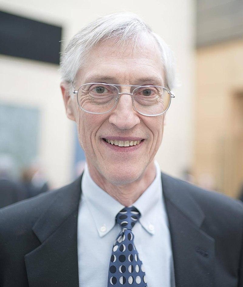 John Mather (cropped).jpg