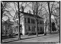 John Sudam House, Wall and Main Streets, Kingston, Ulster County, NY HABS NY,56-KING,4-3.tif