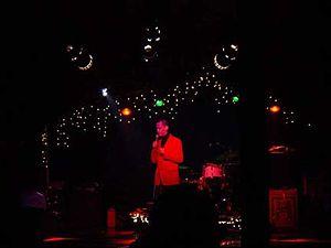 Dante's - John Waters performing at Dante's