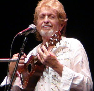 Jon Anderson - Anderson performing in December 2011