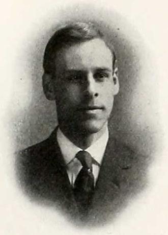 Jonathan Clark Rogers - Jonathan Clark Rogers in 1909